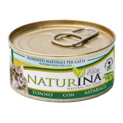 Elite Wet Tuna with Asparagus 70tg