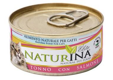 Elite Umido Tonno con Salmone 70g