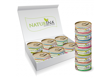 MIx 70g Naturina Elite Gatto