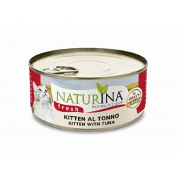 Fresh Lattine Kitten al Tonno 70g SUPER SCONTO 22%