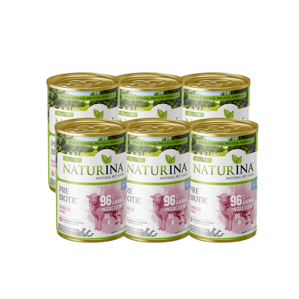 6x Elite Umido Prebiotic