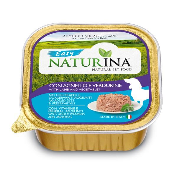 Makkelijk Vochtig Lamsvlees en Groenten 150g
