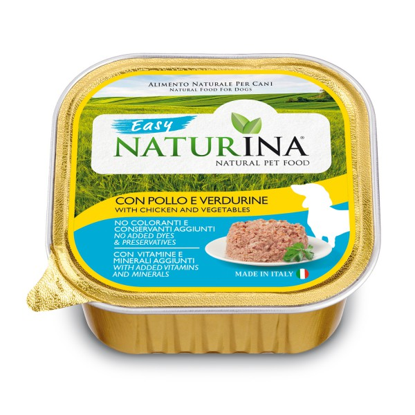 Easy Umido Pollo e Verdurine 150g