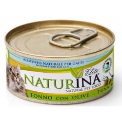 Naturina Elite Umido Tonno con Olive