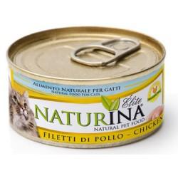 Naturina Elite Umido Filetti Pollo
