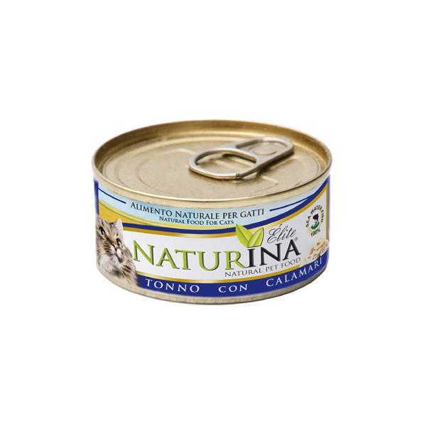 Elite Wet Tuna with Squids 70g