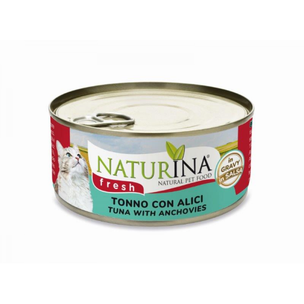 Fresh Cans Tuna with Anchovies 70g SUPER DISCOUNT 22%