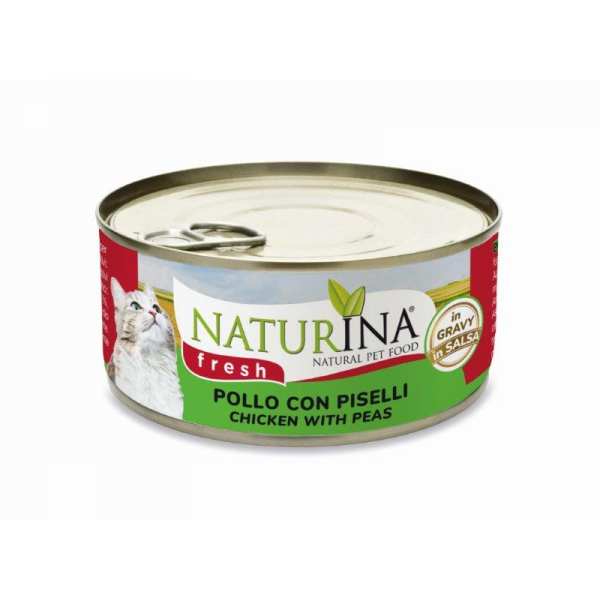 Fresh Cans Chicken with Peas 70g SUPER DISCOUNT 22%