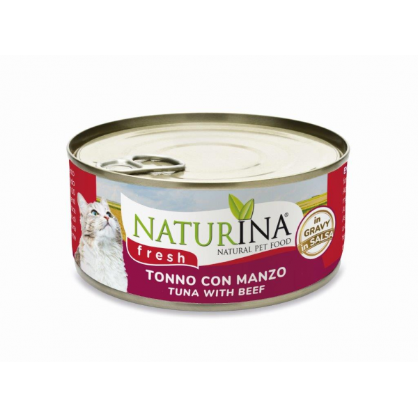 Fresh Cans Tuna with Beef 70g SUPER DISCOUNT 22%