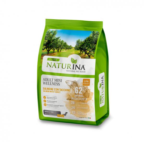 Elite Secco Adult Mini Wellness Low Grain