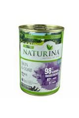 Naturina Elite Umido Cane: la ligne supérieure pour la qualité et le goût